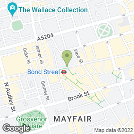 Map of Boots Hearing Care in London, london