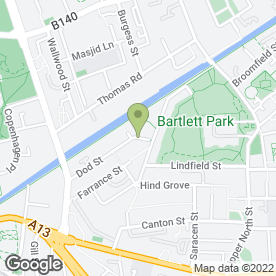Map of Marble Furnishing Ltd in London, london