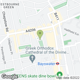 Map of aspect.co.uk Central Heating in London, london