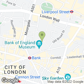 Map of Regus - Conference Facilities & Services in London, london
