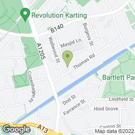 Map of KGT Electrical in London, london