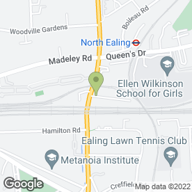 Map of Easy Limo in London, london