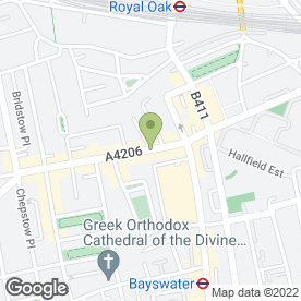 Map of Bits & PCs in London, london