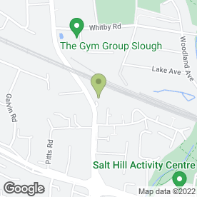 Map of DYNAMIC PRINT MEDIA in Slough, berkshire