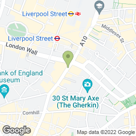 Map of Specsavers Hearing Centres in London, london