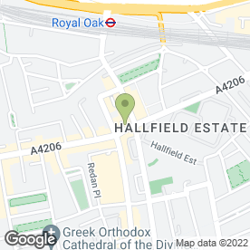 Map of Italian Pizza Connection Ltd in London, london