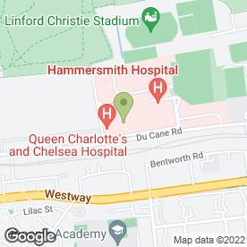 Map of Shepherds Bush Plumbing & Heating - Boiler Breakdowns in London, london