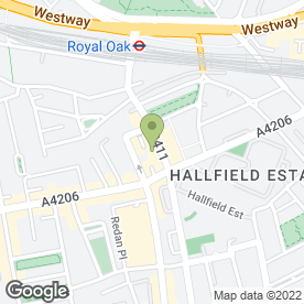 Map of Nails Design in London, london