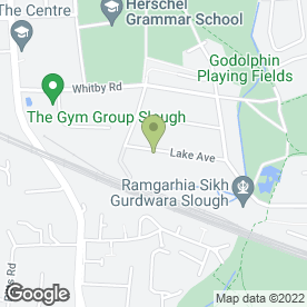 Map of Green Screeding & Concrete in Slough, berkshire