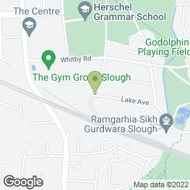 Map of Metal Recycling Services UK in Slough, berkshire