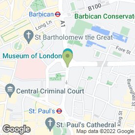 Map of Piazza Bar in London, london
