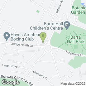 Map of Leopard Lounge Hair & Beauty in Hayes, middlesex