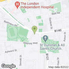 Map of Relocate Removal Co. Ltd in London, london