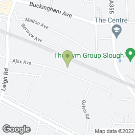 Map of Scotgroup in Slough, berkshire