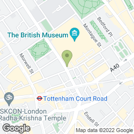 Map of Tas Restaurant in London, london