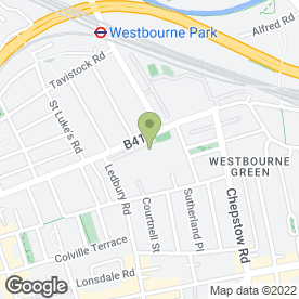 Map of GSM Driving School in London, london