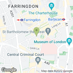 Map of Saki Bar & Food Emporium in London, london