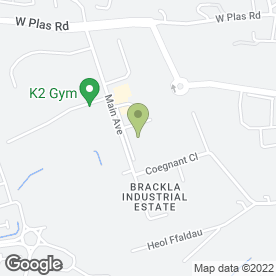 Map of Floorstyle South Wales Ltd in Brackla Industrial Estate, Bridgend, mid glamorgan