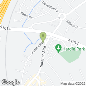 Map of Doggy Dayz in Stanford-Le-Hope, essex