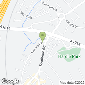 Map of WONDERLAND PETS in Stanford-Le-Hope, essex