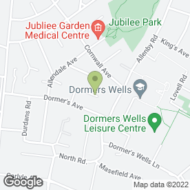 Map of J Dhillon Photography in Southall, middlesex