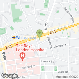 Map of Abbey Dental in London, london
