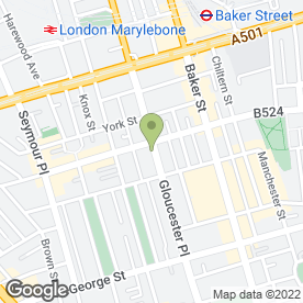Map of City Tutors in London, london