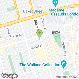 Map of Ursecure in London, london