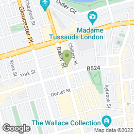 Map of 24 Hr Emergency Dentist in London, london