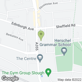 Map of House To House Removals in Slough, berkshire