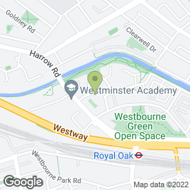 Map of Forrester Court Care Home in London, london
