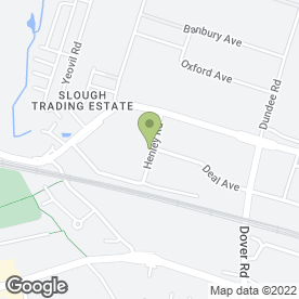Map of D.S. Holdings Limited T/A Envirogreen in Slough, berkshire