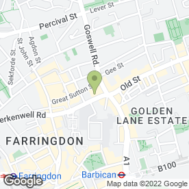 Map of Room Systems Ltd in London, london