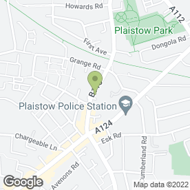 Map of Balaam Leisure Centre in London, london