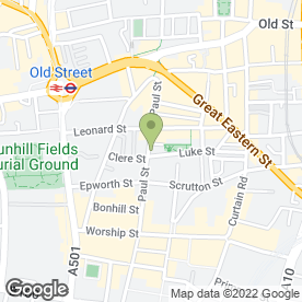 Map of Silvios Quality Sandwich Bars Ltd in London, london
