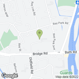 Map of Furniture Medic in Maidenhead, berkshire