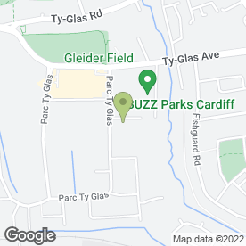 Map of Big Wheelers (South Wales) Ltd in Llanishen, Cardiff, south glamorgan