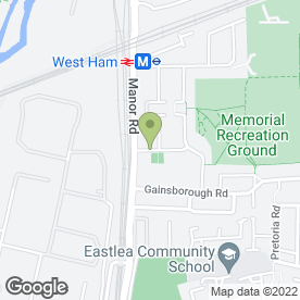 Map of Impression Events Venue Ltd in London, london