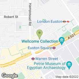 Map of Brighten Ltd in London, london