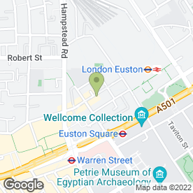 Map of Diwana Restaurant in London, london