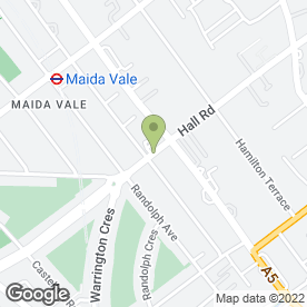 Map of Everyman Maida Vale in Maida Vale, London, london