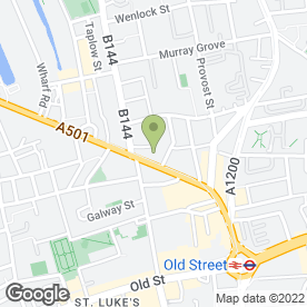 Map of Renaissance Fireplace Dealer in London, london