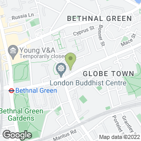 Map of Pablo H Music in London, london
