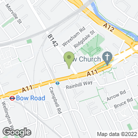 Map of Mutual Driving School in London, london