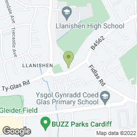 Map of Essentially for You in Llanishen, Cardiff, south glamorgan