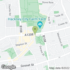 Map of Agra Tandoori Take Away in London, london