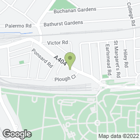 Map of Nathan Gulston Plastering in London, london