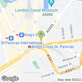 Map of Drainex Plumbing & Drains Ltd in London, london