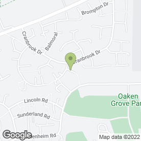 Map of Oskav 3D Glasses in Maidenhead, berkshire