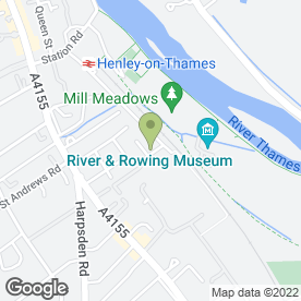 Map of Southern Plant & Tool Hire Ltd in Henley-On-Thames, oxfordshire